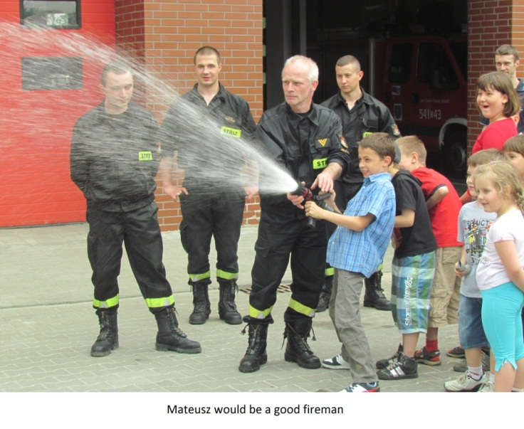 visit to fire station