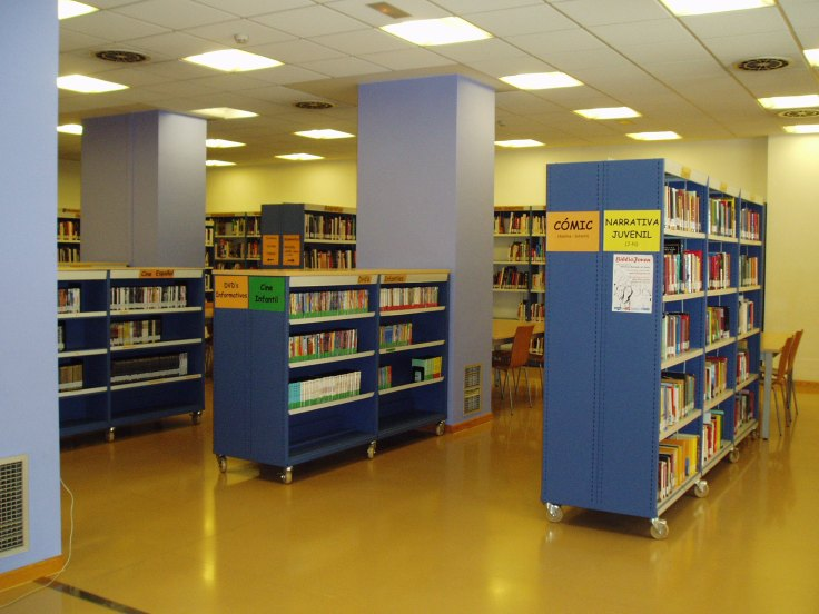 Antonio Durán Library