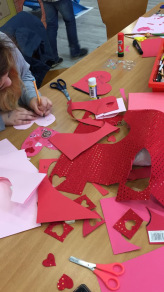 A Cooperation Activity For Saint Valentine S Day Connecting